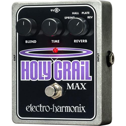 Electro-Harmonix Holy Grail Max Reverb Guitar Pedal