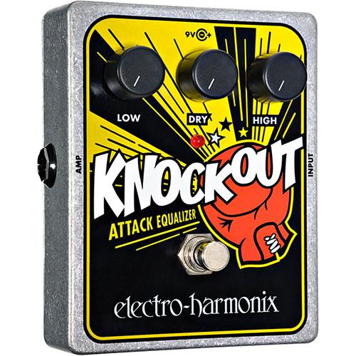 Electro-Harmonix Knockout Attack Equalizer
