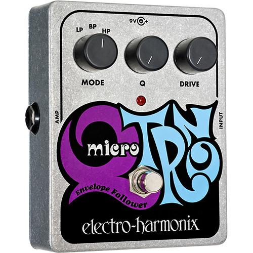 Electro-Harmonix Micro Q-Tron Envelope Filter Pedal
