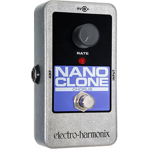 Electro-Harmonix Nano Clone Analog Chorus Pedal