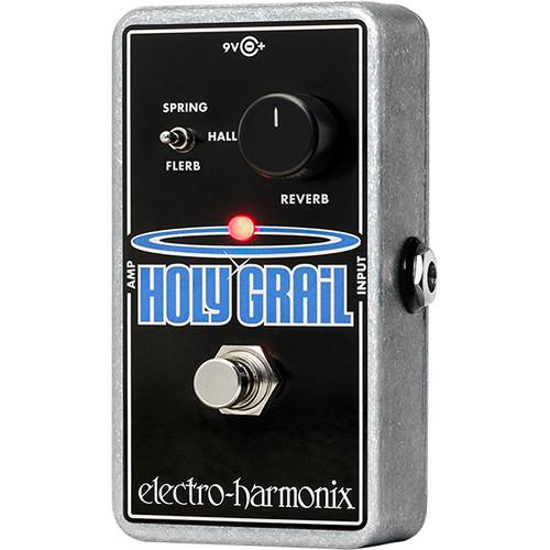 Electro-Harmonix Holy Grail Nano Reverb Guitar Pedal