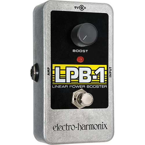 Electro-Harmonix LPB-1 Linear Power Booster Preamplifier Pedal