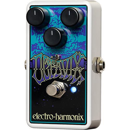 Electro-Harmonix Octavix Octave Fuzz Pedal