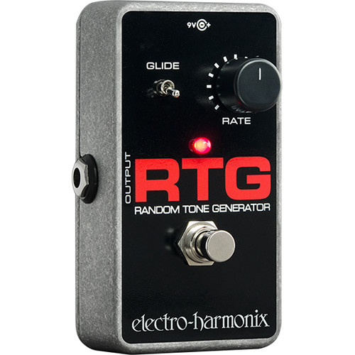 Electro-Harmonix RTG Random Tone Generator Pedal