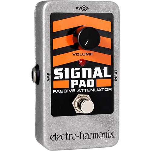 Electro-Harmonix Signal Pad Passive Attenuator Pedal