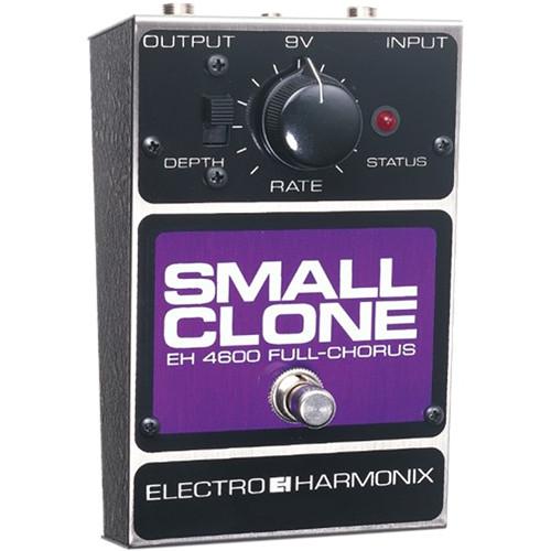 Electro-Harmonix Small Clone Analog Chorus Pedal
