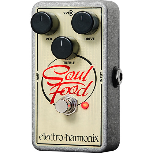 Electro-Harmonix Soul Food Overdrive Pedal