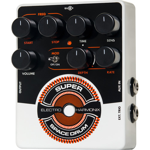 Electro-Harmonix Super Space Drum Analog Synth Pedal
