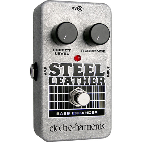 Electro-Harmonix Steel Leather Bass Expander Pedal