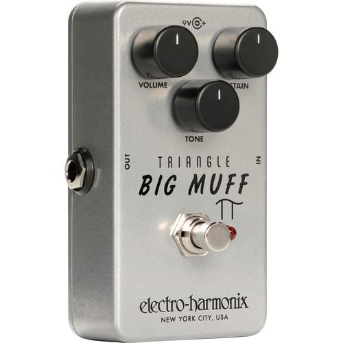 Electro-Harmonix Triangle Big Muff Pi Distortion/Sustainer Pedal
