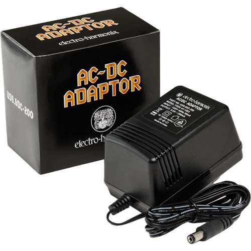 Electro-Harmonix US9.6DC-200 9.6V AC-DC Power Adapter for Effect Pedals
