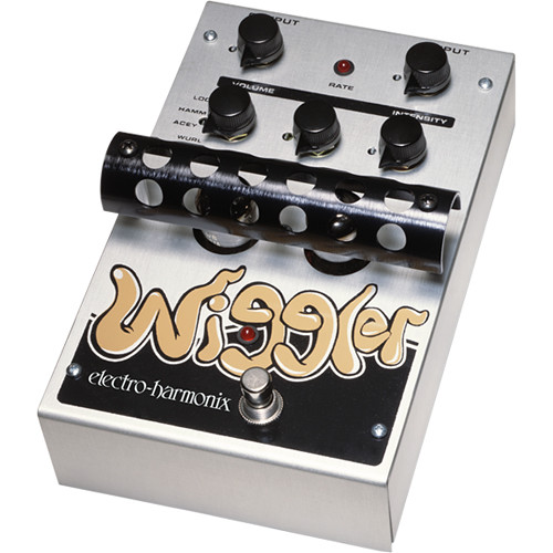 Electro-Harmonix Wiggler Tube Vibrato/Tremolo