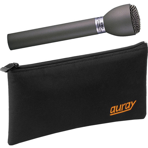 Electro-Voice 635A/B Omnidirectional Handheld Mic & Pouch Kit (Black)