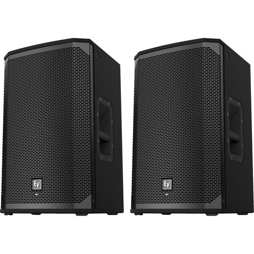 "Electro-Voice EKX-12P Kit with Two 12"" Two-Way Powered Loudspeakers"