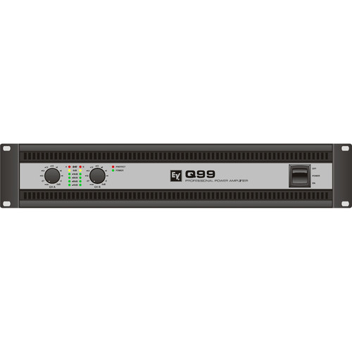 Electro-Voice 2-Channel Power Amplifier (900W, 4 Ohms)