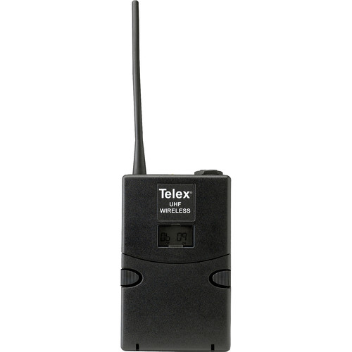 Electro-Voice WT-500 Belt-Pack Transmitter for Telex FMR500 Wireless Microphone System (Band G: 614 - 642 MHz)