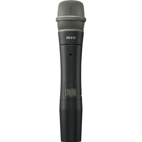 Electro-Voice PHTU-2D8-G 1112 Channel Handheld Transmitter with PL80a Supercardioid Dynamic Microphone