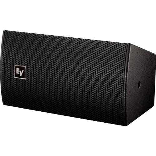 "Electro-Voice EVU1062/95 Single 6.5"" Two-Way 90 x 50 Full-Range Loudspeaker System (Black)"