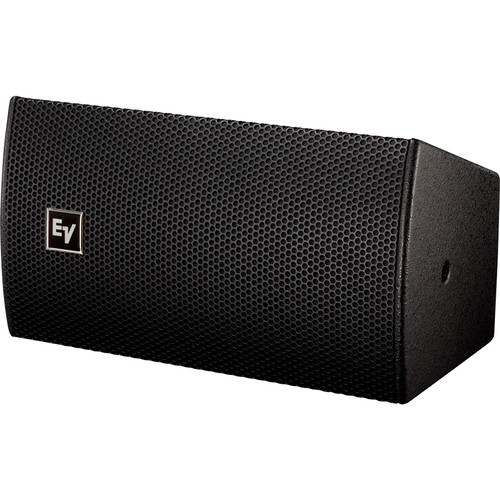 "Electro-Voice EVU1062/95 Single 6.5"" Two-Way 90 x 50 Full-Range Loudspeaker System (Black)"