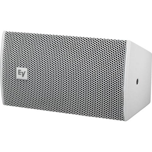 "Electro-Voice EVU1062/95 Single 6.5"" Two-Way 90 x 50 Full-Range Loudspeaker System (White)"