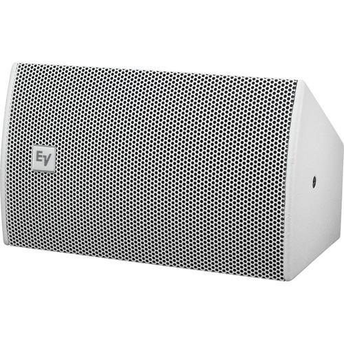 "Electro-Voice EVU1082/95 Single 8"" Two-Way 90 x 50 Full-Range Loudspeaker System (White)"