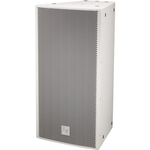 "Electro-Voice EVF-1122S Single 12"" 2-Way Full-Range Indoor Loudspeaker System (EVCoat-Finish, White)"