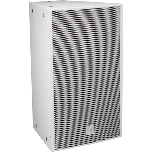 "Electro-Voice EVF-1152S Single 15"" 2-Way Full-Range Semi-Outdoor Loudspeaker System (PI-Weatherized, White)"
