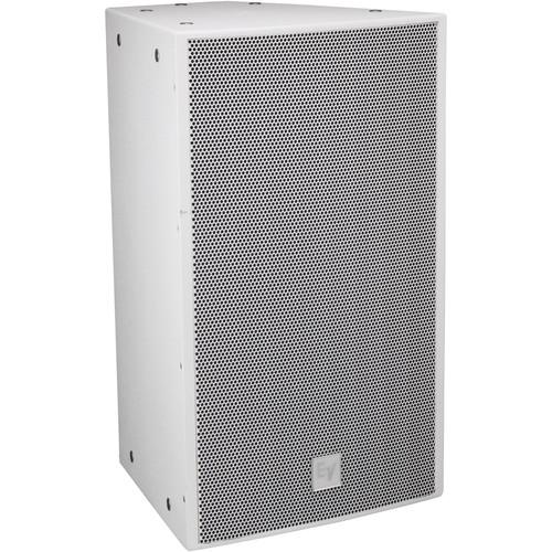 "Electro-Voice EVF-1152S Single 15"" 2-Way Full-Range Semi-Outdoor Loudspeaker System (PI-Weatherized, White)"