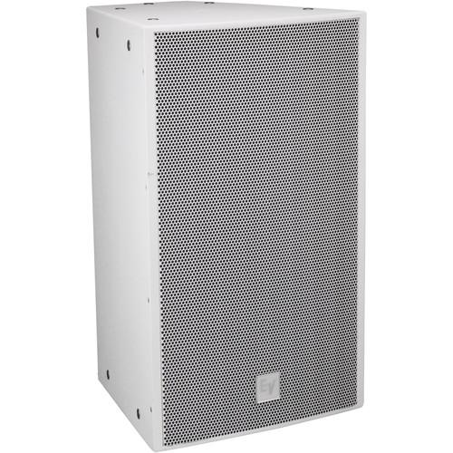 "Electro-Voice EVF-1152D Single 15"" 2-Way Full-Range Indoor Loudspeaker System (EVCoat-Finish, White)"