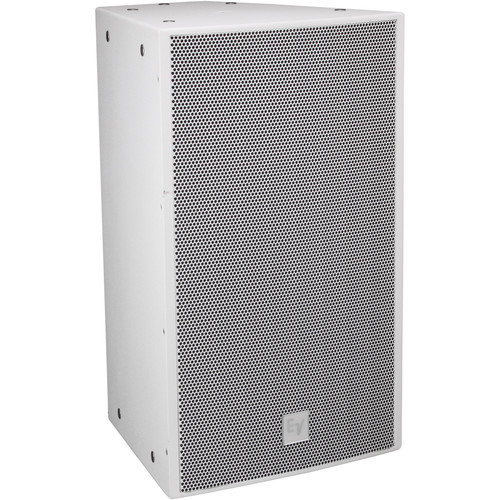 "Electro-Voice EVF-1152D Single 15"" 2-Way Full-Range Indoor Loudspeaker System (EVCoat-Finish, 90 x 90°, White)"