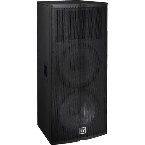 "Electro-Voice Tour X Series Dual 15"" Two-Way Full-Range Passive Loudspeaker"