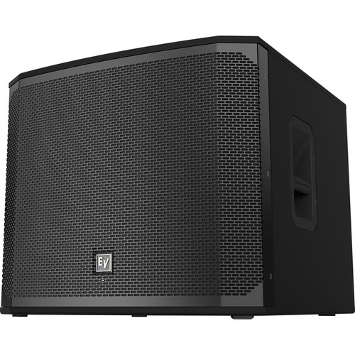 """Electro-Voice EKX-18SP Powered 18"""" Subwoofer with US Power Cord"""