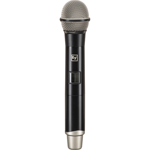 Electro-Voice HT300C Dynamic Microphone Transmitter and PL22 Cardioid Head (C: Band)