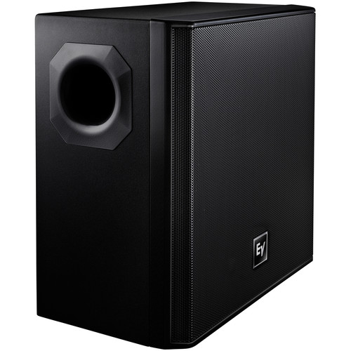 Electro-Voice EVID-40S Surface Mount Subwoofer (Black)