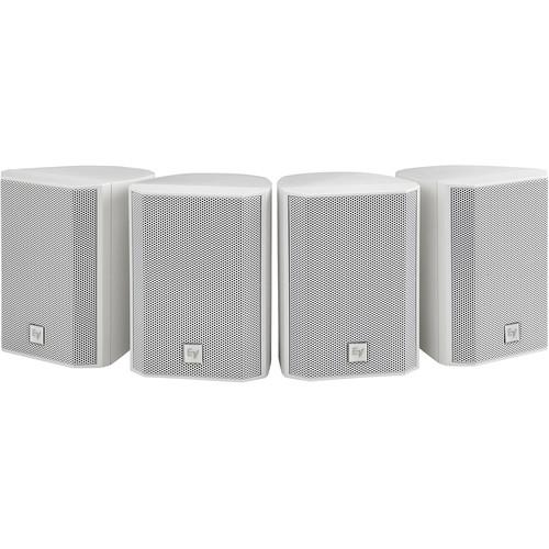 Electro-Voice EVID-2.1W Surface Mount Satellite Speaker (White)