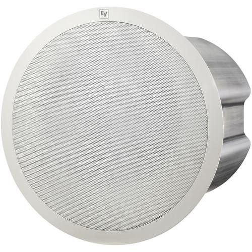 """Electro-Voice 6 EVID-PC8.2 8"""" Premium Ceiling Speaker System (100W)"""