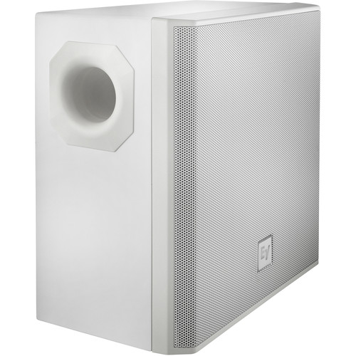 Electro-Voice EVID-40SW Surface Mount Subwoofer (White)