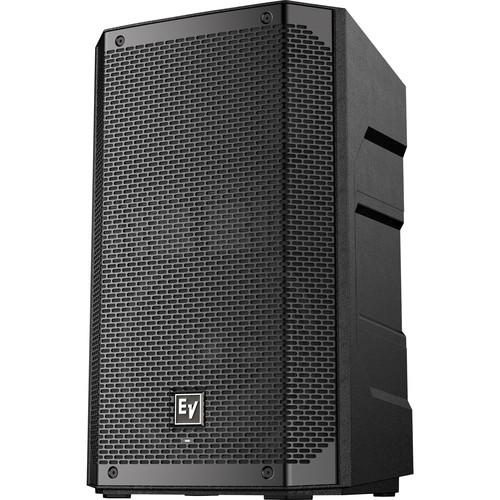 "Electro-Voice ELX200-10P-US 10"" 2-Way 1200W Powered Speaker (Black, Single)"