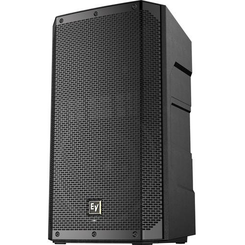 "Electro-Voice ELX200-12P-US 12"" 2-Way 1200W Powered Speaker (Black, Single)"