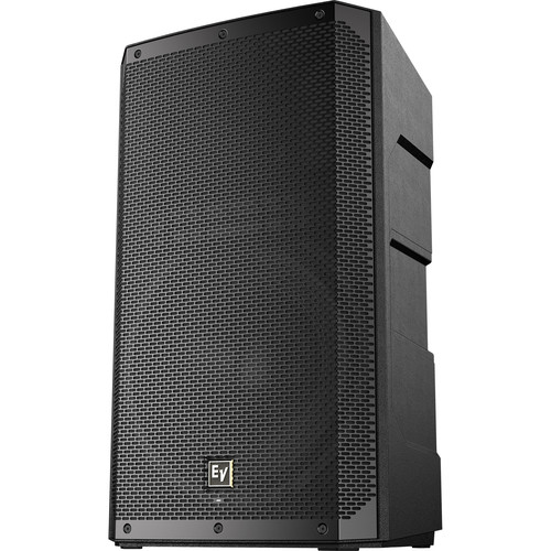"Electro-Voice ELX200-15P 15"" 2-Way 1200W Powered Speaker (Black, Single)"