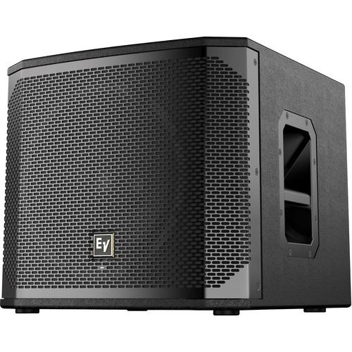 """Electro-Voice ELX200-12S 12"""" 1600W Passive Subwoofer (Black, Single)"""