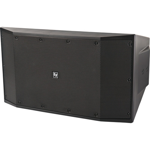 """Electro-Voice EVID-S10.1D 2x10"""" Subwoofer (Black)"""
