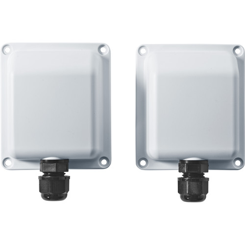 "Electro-Voice Weather Cover For 5"", 8"" (White) - Gland Nut Cover In Case (Pair)"