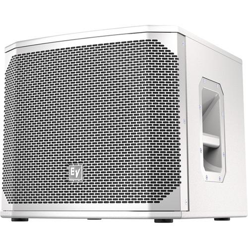 "Electro-Voice ELX200-12S 12"" 1600W Passive Subwoofer (White, Single)"