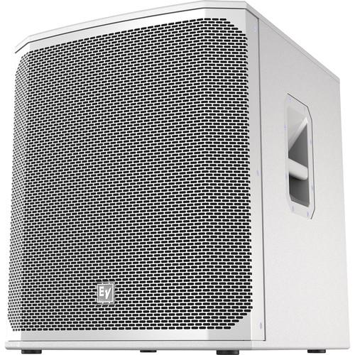 "Electro-Voice ELX200-18S 18"" 1600W Passive Subwoofer (White, Single)"