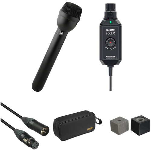 Electro-Voice Mobile ENG Microphone Kit