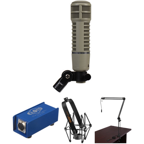 Electro-Voice RE20 1-Person Broadcaster Kit