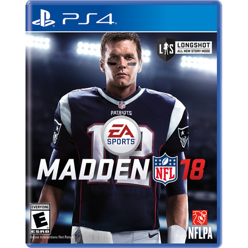 Electronic Arts Madden NFL 18 (PS4)