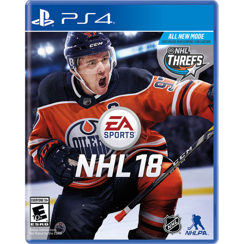 Electronic Arts NHL 18 (PS4)