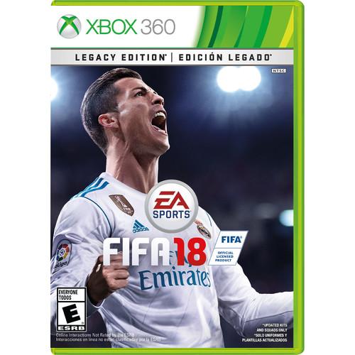 Electronic Arts FIFA 18 Legacy Edition (Xbox 360)